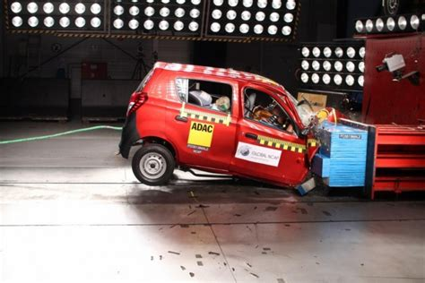rating of cars in india seven indian cars faced global ncap crash test