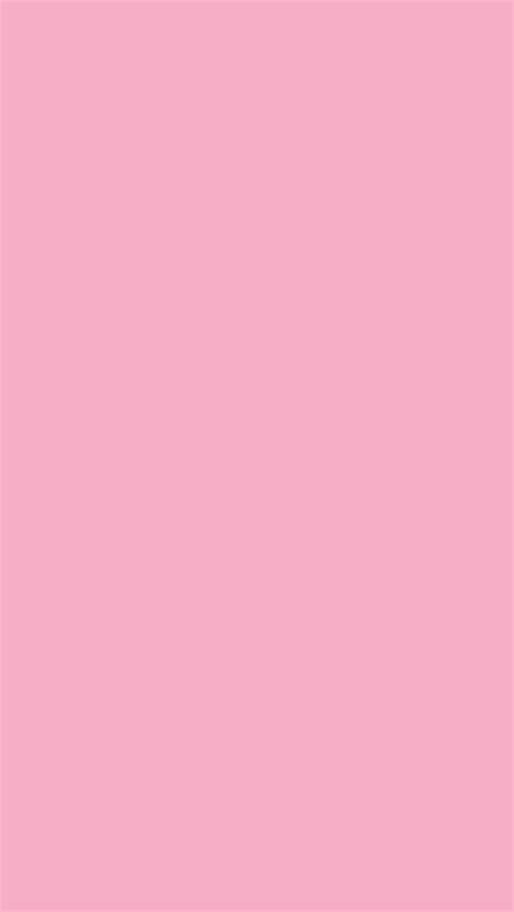 nadeshiko pink solid color background cores de