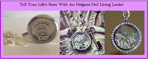 Origami Owl Sign Up - origami owl living locket with charm giveaway sign up