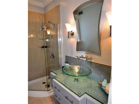 bathroom glass countertops cbd glass