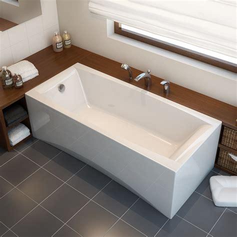 baignoire en acrylique baignoire rectangulaire aplusshippingcenter