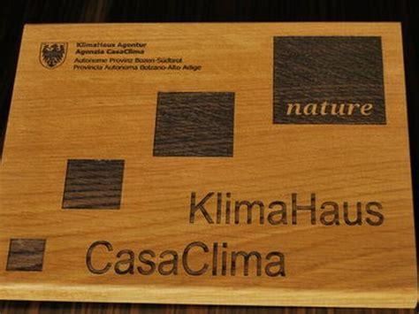 casa clima casaclima come richiedere la certificazione ecologiae