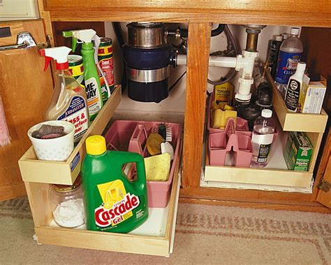 under cabinet storage kitchen under kitchen sink cabinet storage changefifa