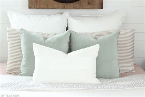 euro bed pillows how to arrange euro shams on your bed diy playbook