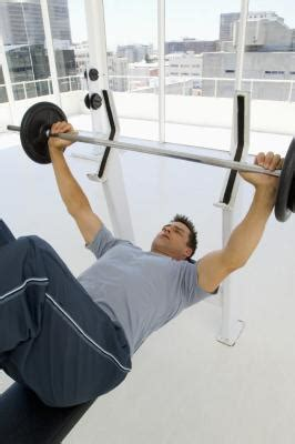 sharp shoulder pain when bench pressing pain below left clavicle with exercise livestrong com