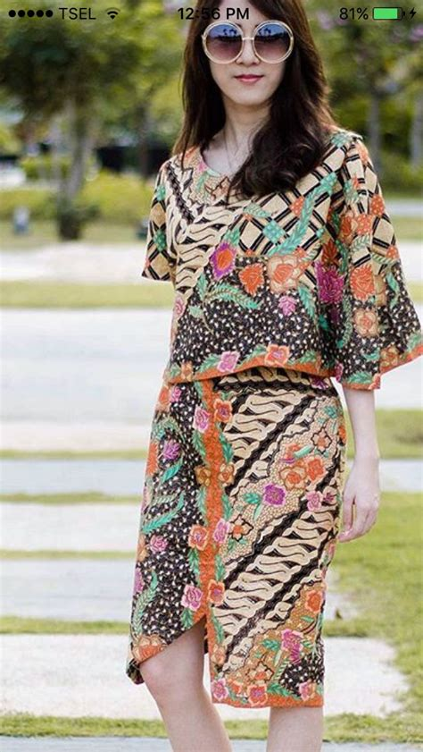design batik hijab 25 best ideas about batik fashion on pinterest