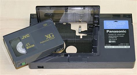 adattatore cassette vhs myth hi8 to vhs adaptersmanchester limited