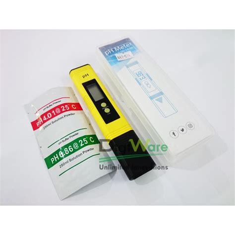 Digital Ph Meter 001 Auto Calibrate Kuning Bubuk Kalibrasi digital ph meter 0 01 auto calibrate bubuk kalibrasi