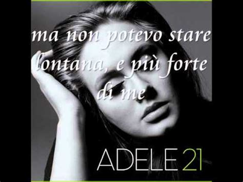traduzione testo someone like you donna someone like you adele traduzione e testo in