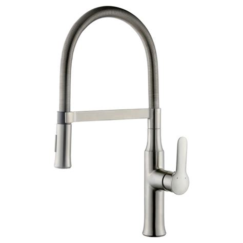quot toribo quot 1 handle kitchen faucet rona