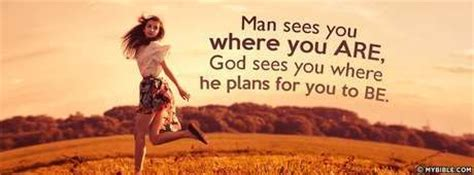 god sees    plans facebook cover photo  bible
