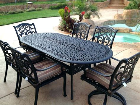 wrought iron benches a note of luxury in landscape