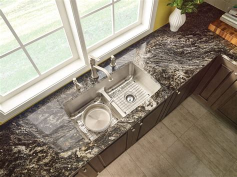 low divide stainless steel sink low divide sink qualified remodeler