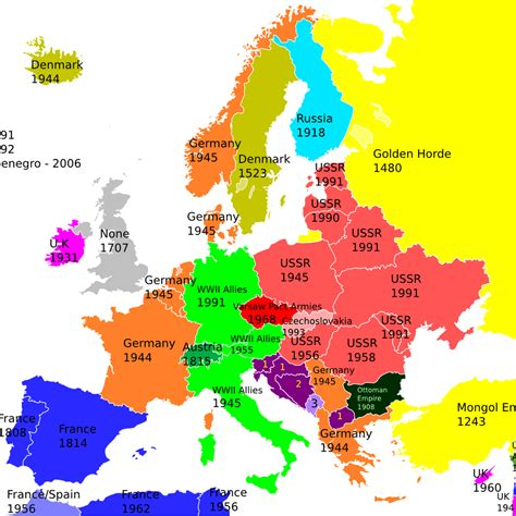 map of countries in europe map of european cities and countries for europe madriver me
