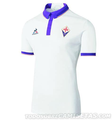 Fiorentina Home 6 acf fiorentina le coq sportif maglie 2016 17