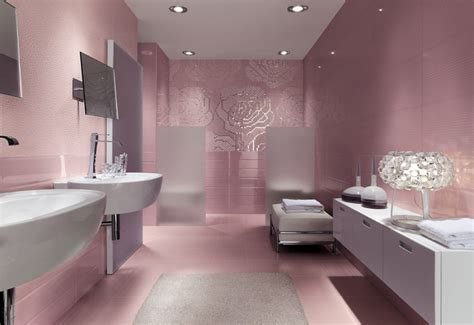 metallic bathroom tiles floral metallic bathroom mosaic tiles interior design ideas
