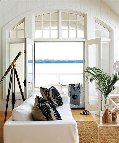 Sailboat Windows Designs Interior Boathouse Chic Style At Home