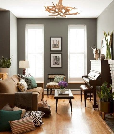 grey and living room inspiration
