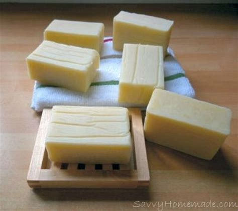 Handmade Castile Soap - 9 fabulous handmade soaps recipes