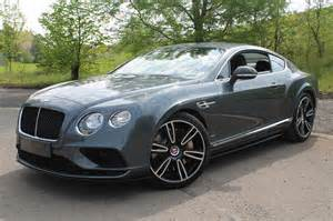 Bentley Two Door Coupe Classic Bentley Continental 4 0 Gt V8 2 Door Coupe For