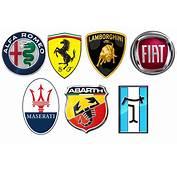Marque De Voiture Sport Italienne  Photo Et