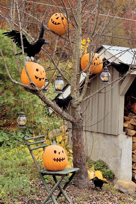 themes around halloween exquisite outdoor halloween decoration ideas festival