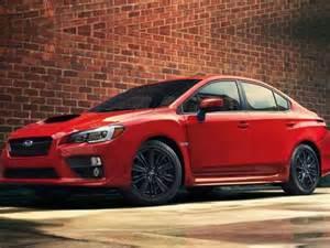 Subaru Cars 2015 Drive 2015 Subaru Wrx Sti Autobytel