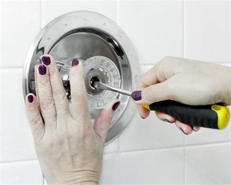 Repair Free Faucet by Repair Faucet Stock Photo Image Of Bathroom