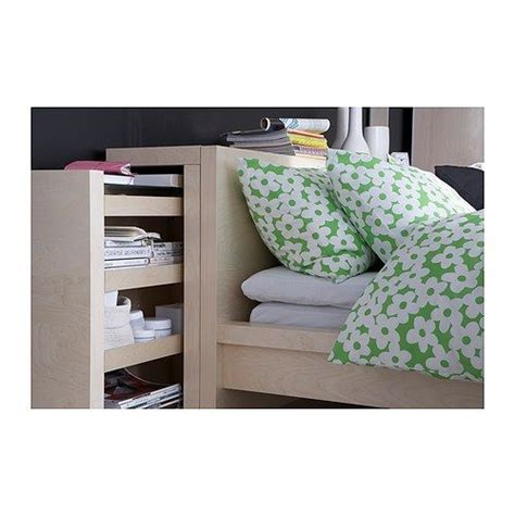 Malm Headboard Shelf by