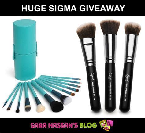 Sigma Giveaway - sara s sigma giveaway coilybella