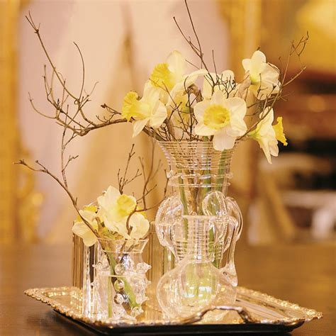 Diy Vase Centerpieces Get Creative With Diy Flowers Bridalguide