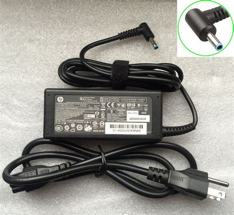 Adaptor Hp 19 5v 3 33a For Hp Envy laptop ac power adapter charger 19 5v 3 33a 65w for hp