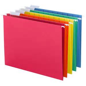 color file folders smead hanging file folders 1 5 cut tab letter size