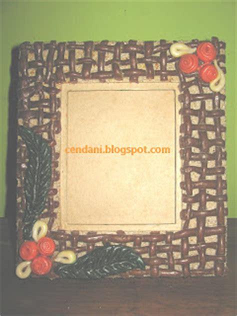 Frame Daun Dan Pelepah Pisang 5r kerajinan bunga kering buatan tanganmu sendiri kreasi frame foto dari tepung dan pasir 3r at1
