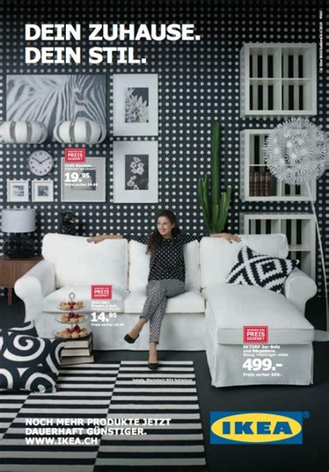 Ikea Sofa Werbung by Wirz Ein Sofa F 252 R Jeden Stil Werbung