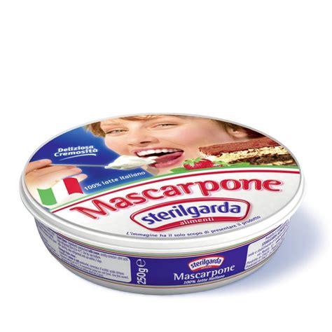 sterilgarda alimenti spa mascarpone