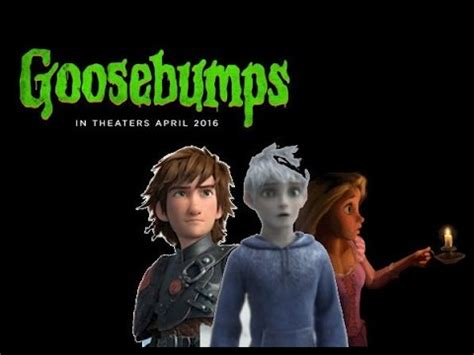 Goosebumps Remake non disney the other au trailer doovi