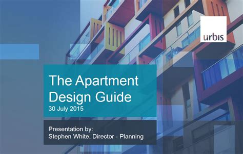 apartment design guide clarity flexibility and certainty impact of sepp65