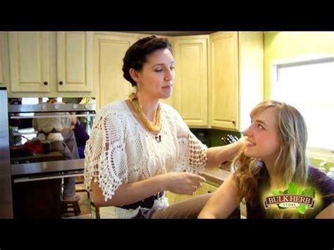 Stunning Hair From Your Kitchen beautiful hair shoshanna s kitchen episode 77