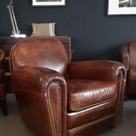 Ledersessel Vintage by Vintage Ledersessel Englische Clubsessel Aus Leder In