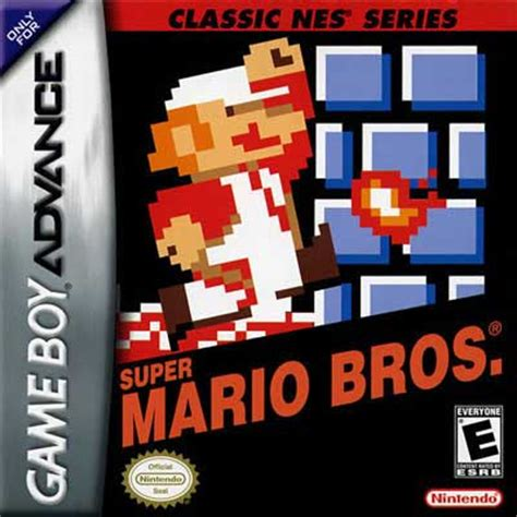 Bros Chnel 2 mario nes series nintendo boy advance
