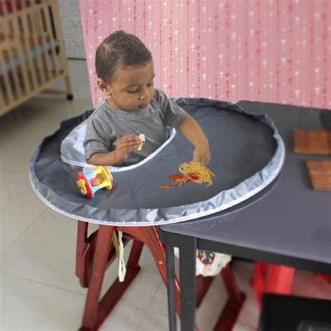 Table Mat For Babies by New Baby High Chair Mat Infants Waterproof Feeding
