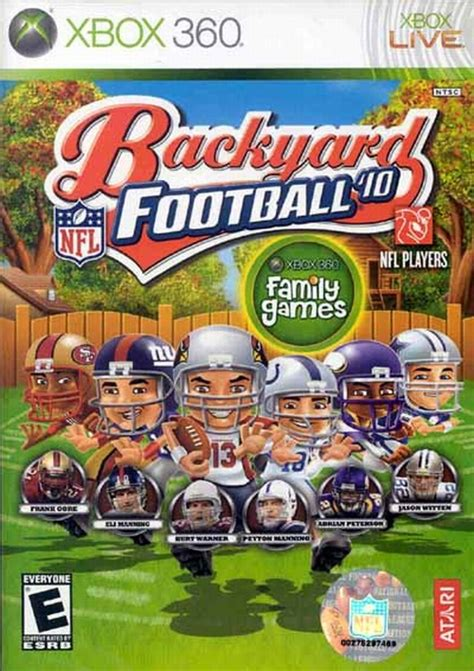 backyard football xbox 360 backyard football 10