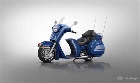 Modifikasi Vespa Model Harley by Gambar Sepeda Motor Vespa Terunik Gentong Modifikasi