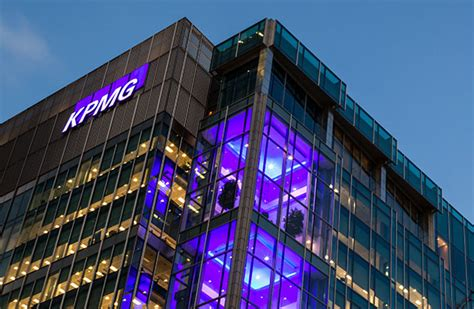 finance colombia kpmg wins awards for ceo outlook report
