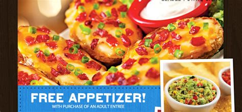 chilis printable coupon free appetizer chili s printable coupon free appetizer 5 21 only