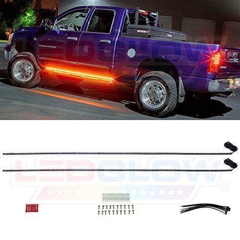 truck running board lights running board light