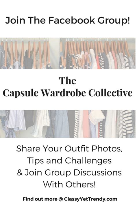 the capsule wardrobe collective