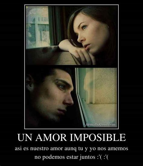 imagenes y fraces de un amor imposible un amor imposible