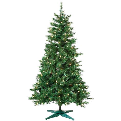 artificial pre lit trees pre lit artificial colorado spruce tree 4